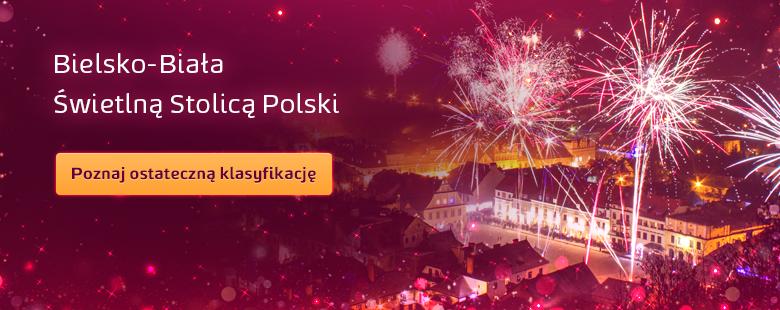 Bielsko-Biała Świetlną Stolicą Polski