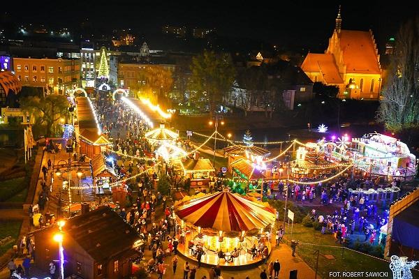 Bydgoszcz - finalista 11. edycji plebiscytu miast. Autor: Robert Sawicki