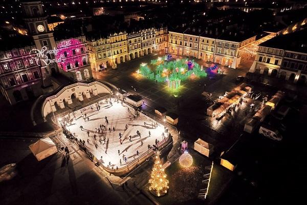 Zamość- finalista 11. edycji plebiscytu miast