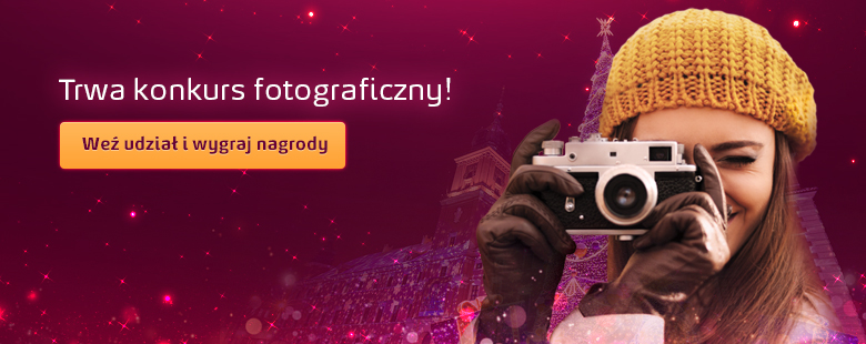 Konkurs Fotograficzny – weź udział