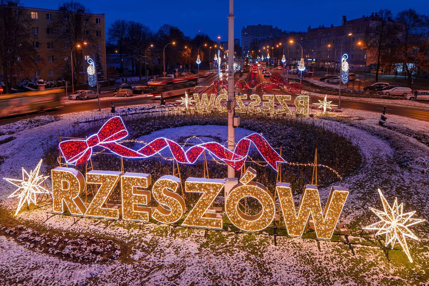 Rzeszów - finalista 12. edycji plebiscytu miast